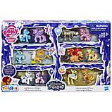 My Little Pony Набор 12 пони друзья Сверкающий Elements of Friendship Sparkle Friends Collection, фото 2