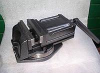 Тиски поворотные механические QH 125mm