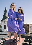 Сукня фіолетова в горох VEREZHIK HOUSE, фото 5