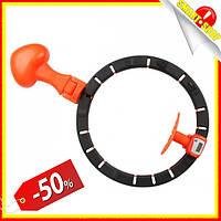 Умный массажный обруч, HULA Hoop LED массажный обруч для талии,обручи гимнастические, хулахуп для похудения