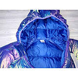 Курточка деми синяя Размер: 120 см, фото 3
