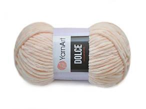 YarnArt Dolce, Светло-персиковый №779