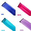Яскраві кольорові пасма волосся на шпильки, канекалоны, фото 8