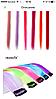 Яскраві кольорові пасма волосся на шпильки, канекалоны, фото 9