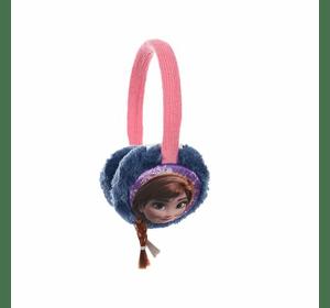 Теплые наушники на девочку Frozen