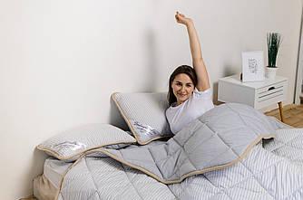 Одеяло с шерсти мериноса Ultra Lite классическое Goodnight.Store. Разные размеры и цвета