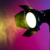 Постоянный свет Godox SL60W + фильтры  5600K 60W CRI 95 + Bowens крепление  светодиодный видео свет, фото 9