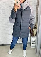 Женская зимняя куртка куртка синтепон 300 новинка 2020