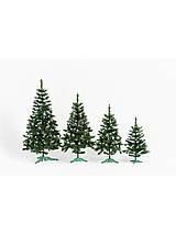 Новогодняя искусственная елка Лидия с имитацией инея 1,30 метра, фото 2