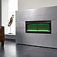 Електрокамін ArtiFlame AF-36, вбудовуваний камін з обігрівом, діагональ 91 см, потужність 1,8 кВт на 30 кв. м, фото 4