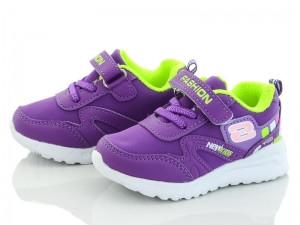 Детские кроссовки BBT Фиолетовые