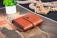 Мужской кожаный кошелек Walter Mitty портмоне, фото 1