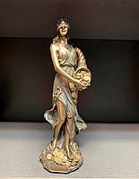 Статуэтка Фортуна Veronese 30 см 76450A1, богиня удачи