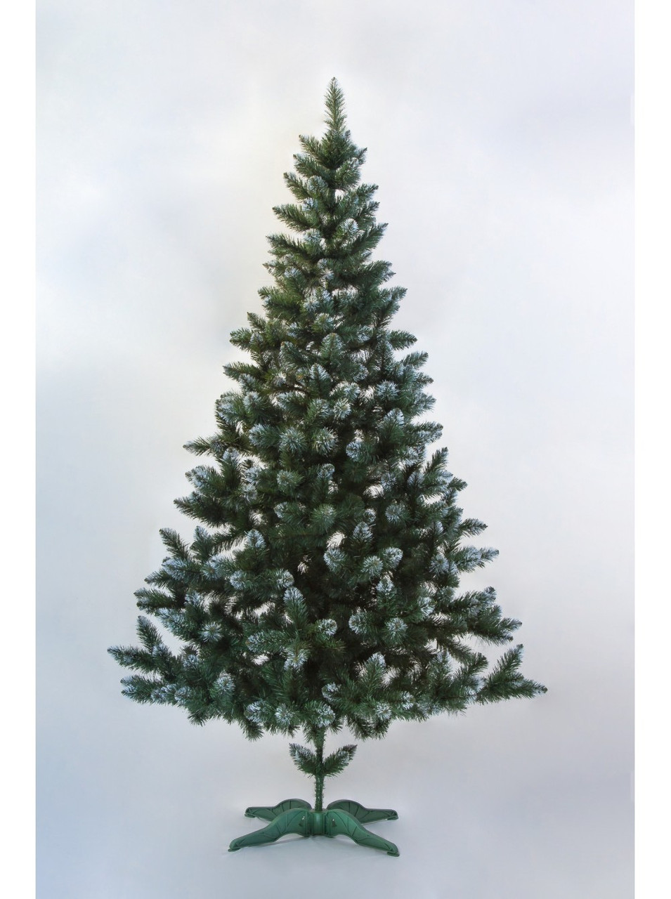 Новогодняя искусственная елка Лидия с имитацией инея 1.8 метра