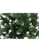 Новогодняя искусственная елка Лидия с имитацией инея 1.8 метра, фото 3