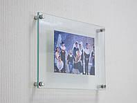 Антирама 210х297 мм формат А4 на дистанційних тримачах, фото 1