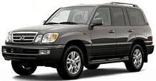 Тюнинг , обвес на Lexus LX (1998-2007)