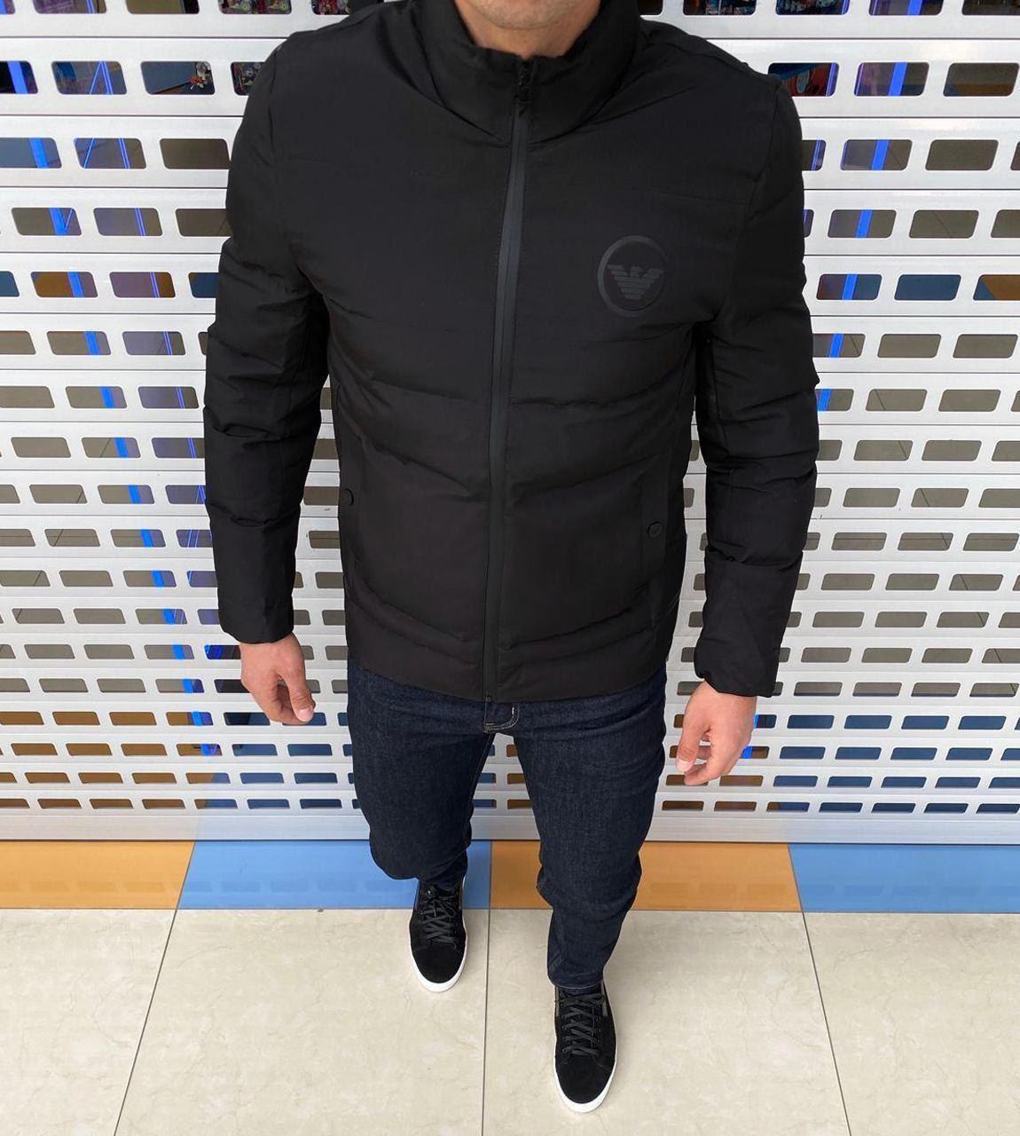 Комфортная мужская куртка в наличии! Евро-зима. ЛЮКСОВАЯ МОДЕЛЬ! Водоотталкивающее поверхность.