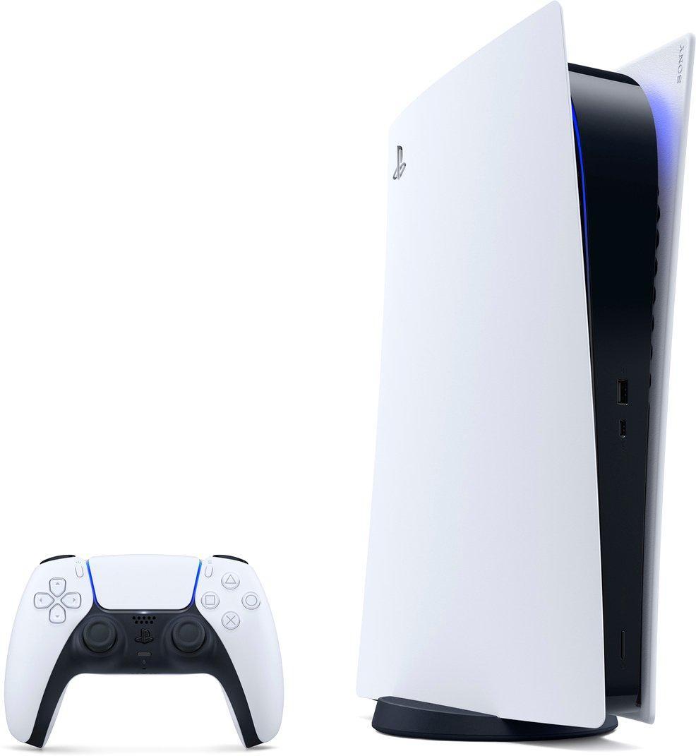 Ігрова приставка Sony PlayStation 5 Digital Edition
