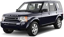 Тюнинг, обвес на Land Rover Discovery 3 (2004-2009)
