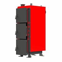 Котел универсальный длительного горения Kraft серия L 25 кВт верхнего горения с ручным управлением