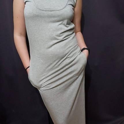Платье летнее для беременных и кормящих, фото 2