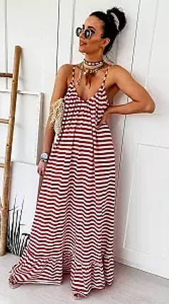 Летнее платье для беременных, фото 2