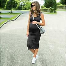 Платье летнее для беременных, фото 3