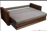 Диван- еврокнижка СКАРЛЕТ Диван-софа для повседневного сна Серый СКМ, фото 5