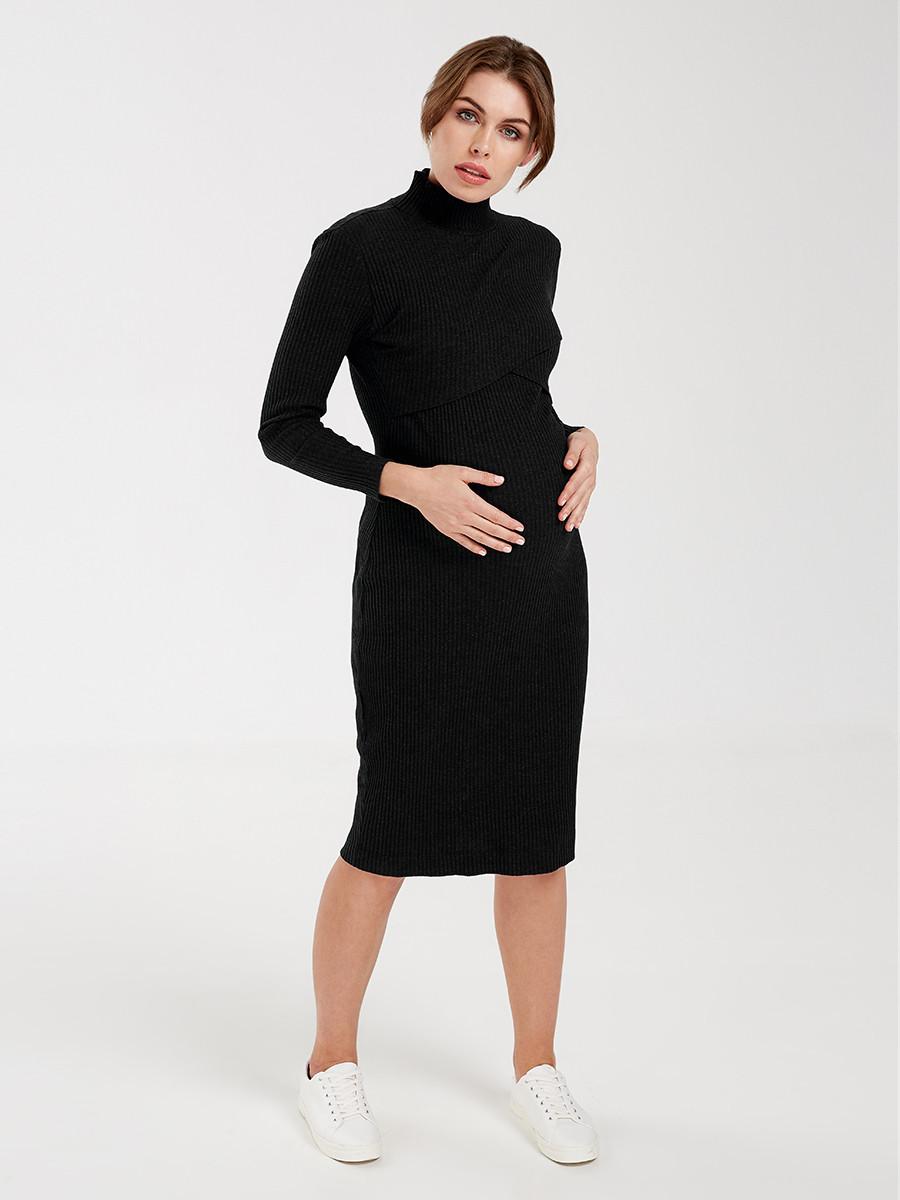 Платье лапша для беременных и кормящих