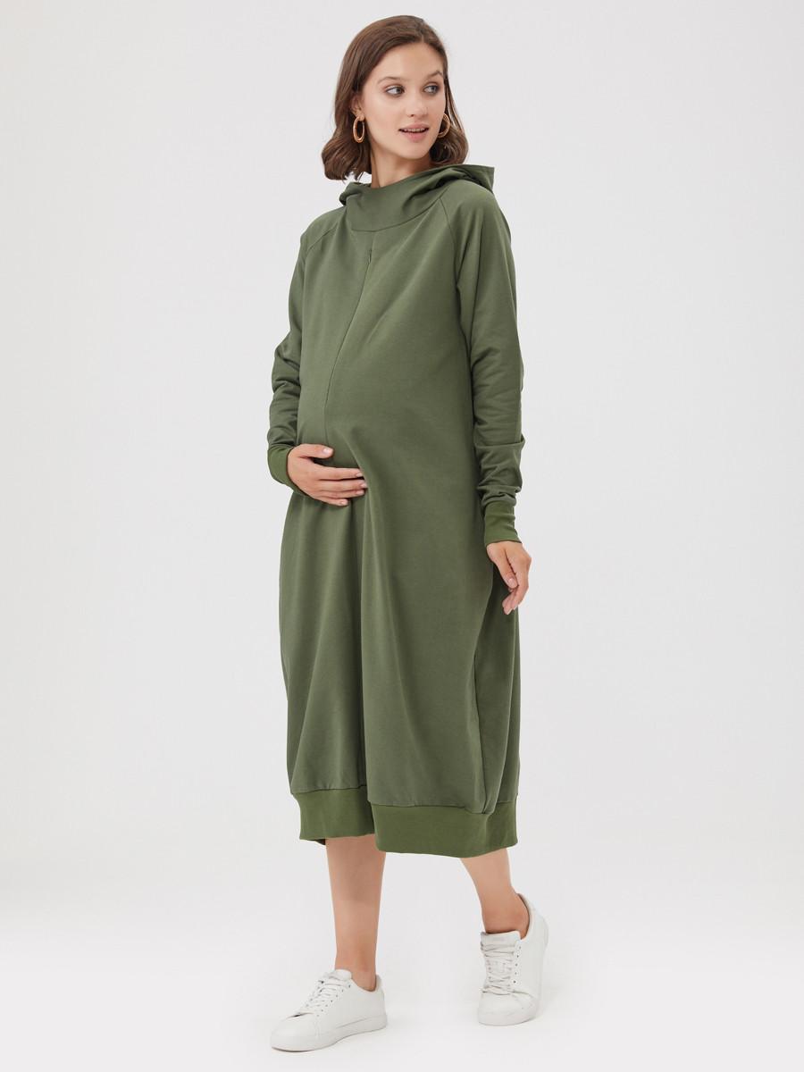 Платье - мешок для беременных и кормящих мам
