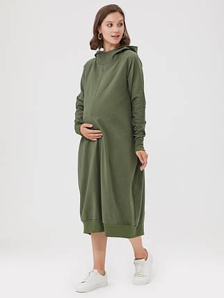 Платье - мешок для беременных и кормящих мам, фото 2