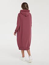 Платье - мешок для беременных и кормящих мам, фото 3