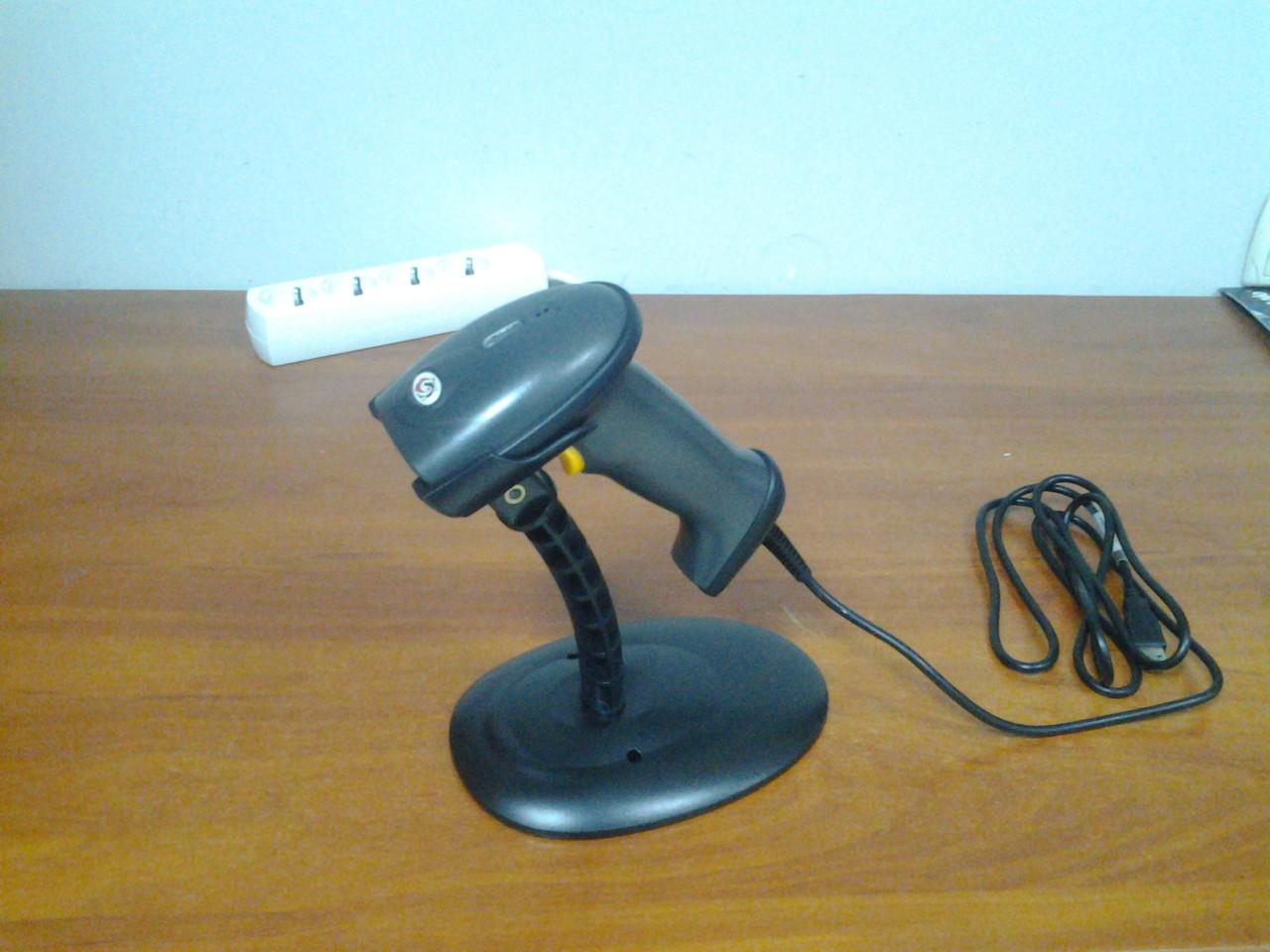 Сканер штрих-кода Sunlux XL-6200A (лазер)