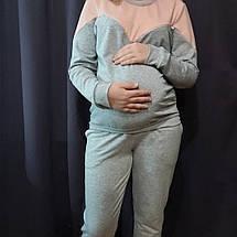 Брючки демисезон для беременных. Норма и батал, фото 2