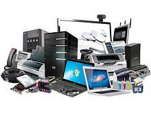 Ноутбуки, ПК, комплектуючі
