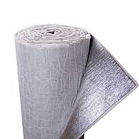 Изолон самоклеющийся фольгированный 8мм химически сшитый ( ISOLONTAPE 300 LA, 3008)