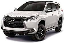 Тюнинг , обвес на Mitsubishi Pajero Sport (с 2019 --)