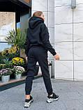 Теплый женский спортивный костюм 46-391, фото 9