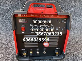 Аргонодуговой сварочный аппарат Edon PulseTIG-200ACDC