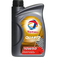 Масло моторное TOTAL Quartz Racing C2 10W50 1L 166256