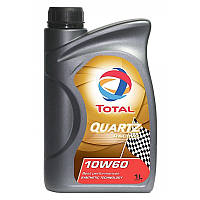 Масло моторное TOTAL Quartz Racing 10W60 1L 182162