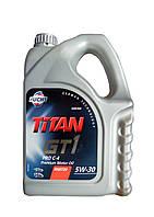Масло моторное TITAN Titan GT1 PRO C-4 5W-30 4L 600669614