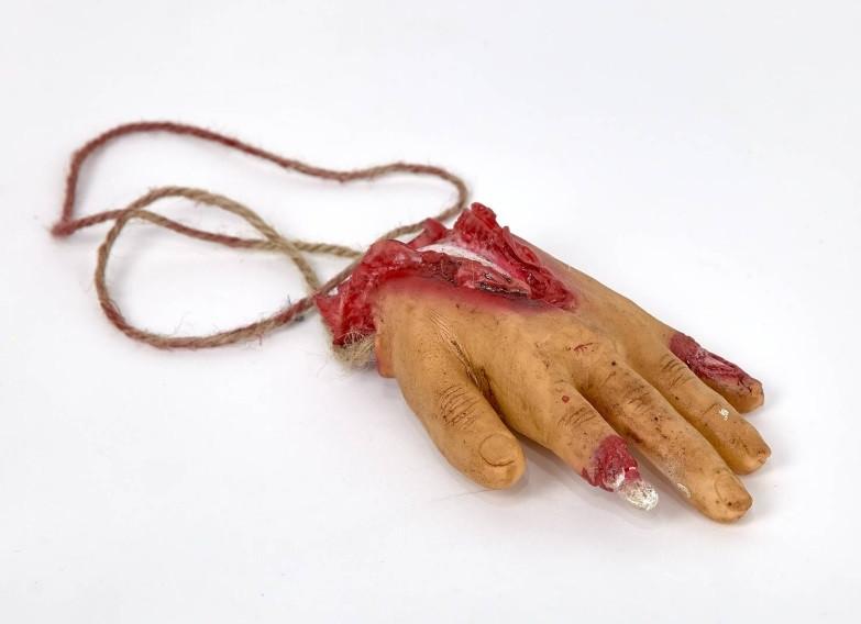 Муляж Рука Кисть зомби декор Хэллоуин Halloween