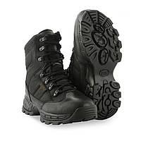 M-Tac ботинки тактические зимние Thinsulate Black черные