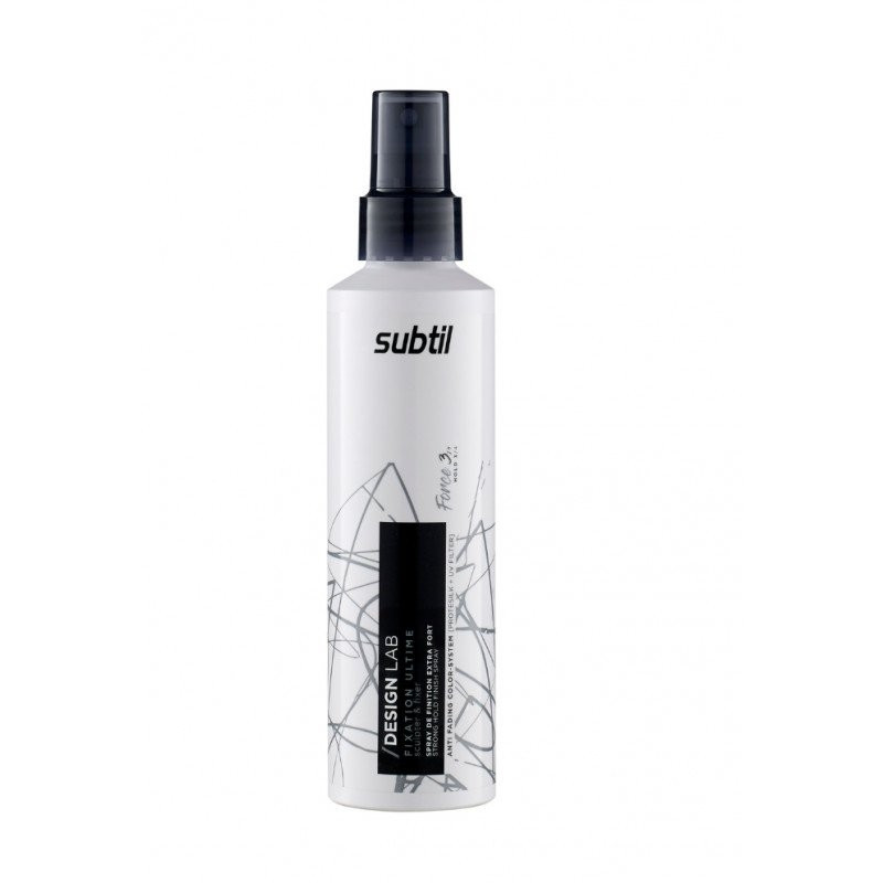 Безсульфатный спрей для волос сильной фиксации (фиксирующий спрей), Fix Up Ducastel Laboratoire,200 мл.