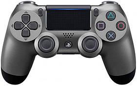 Джойстик DualShock 4 для Sony PS4 V2 Steel Black