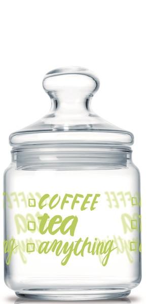 Банка LUMINARC CLUB COFFEE TEA /0.75 л (P6017)