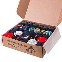 Годовой комплект мужских носков Socks MIX, 34 пары