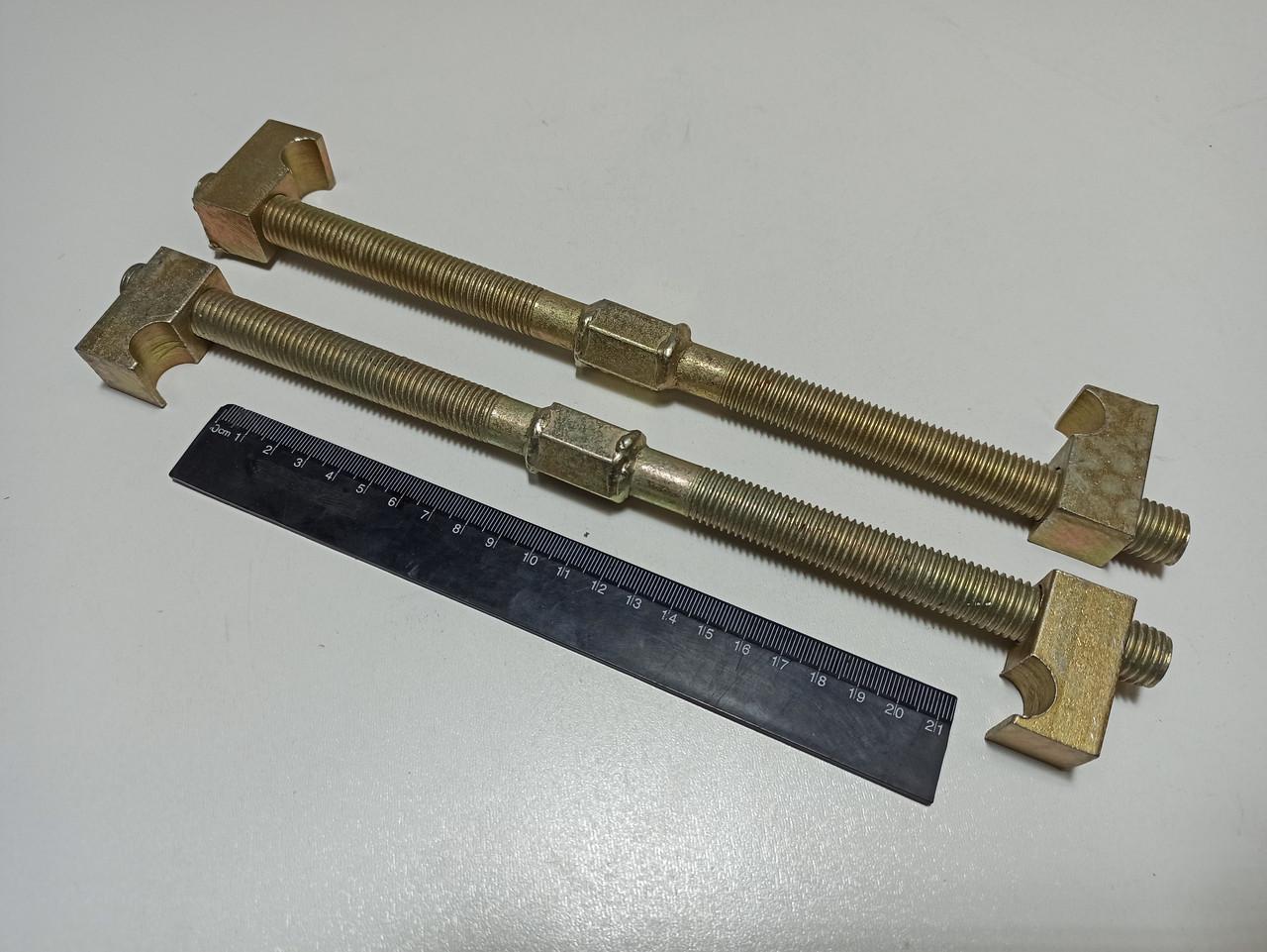 Стяжка пружин однозахватная (300 мм), пара
